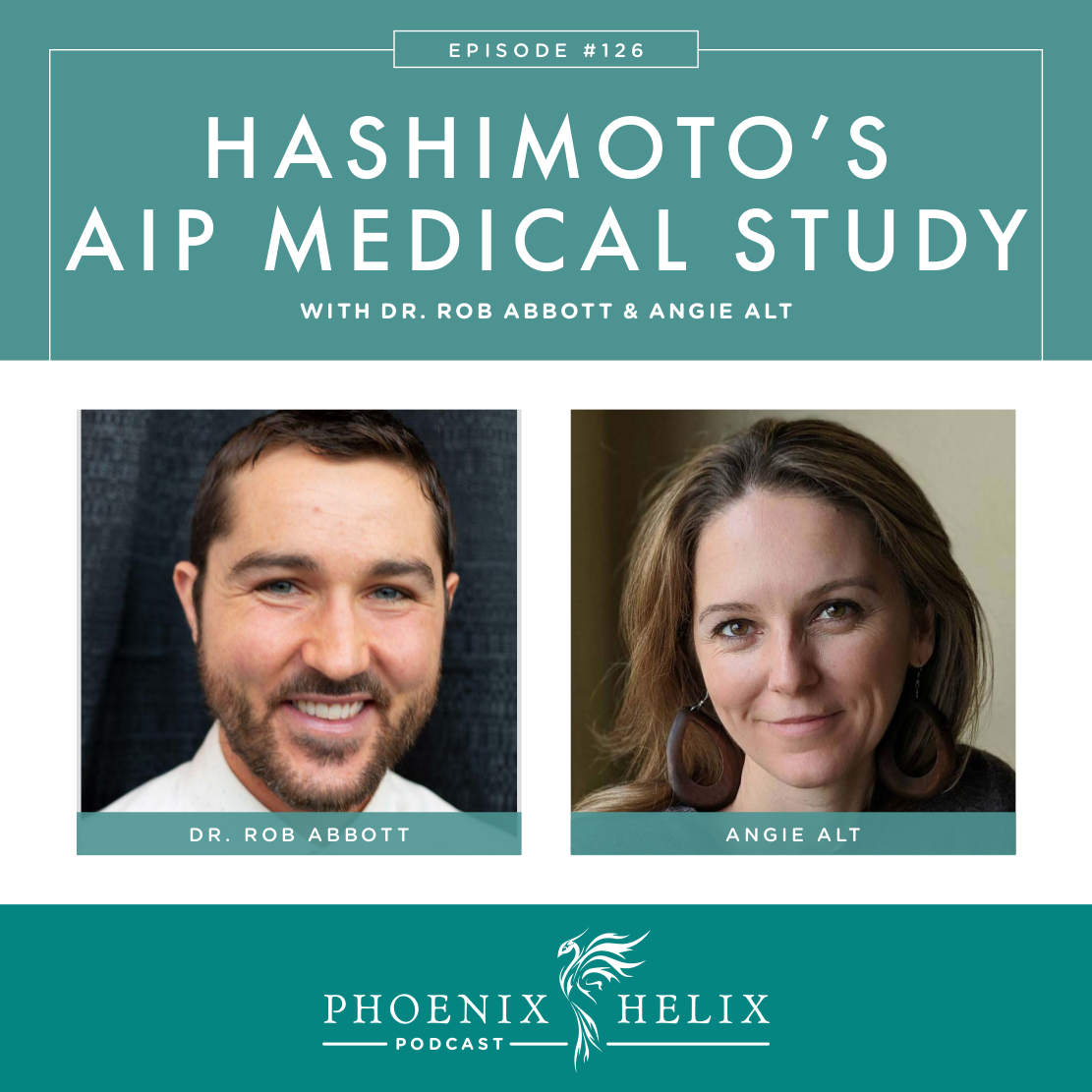 Hashimoto's AIP Medical Study | Phoenix Helix Podcast
