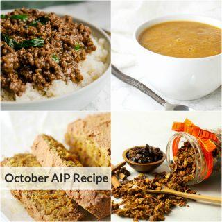 Paleo AIP Recipe Roundtable #290
