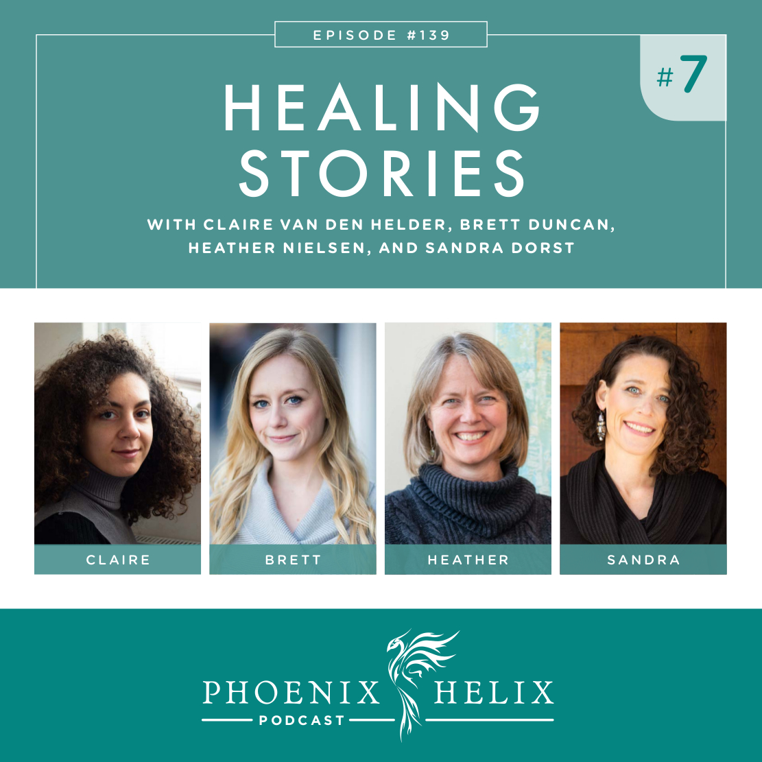 Autoimmune Healing Stories #7 | Phoenix Helix Podcast