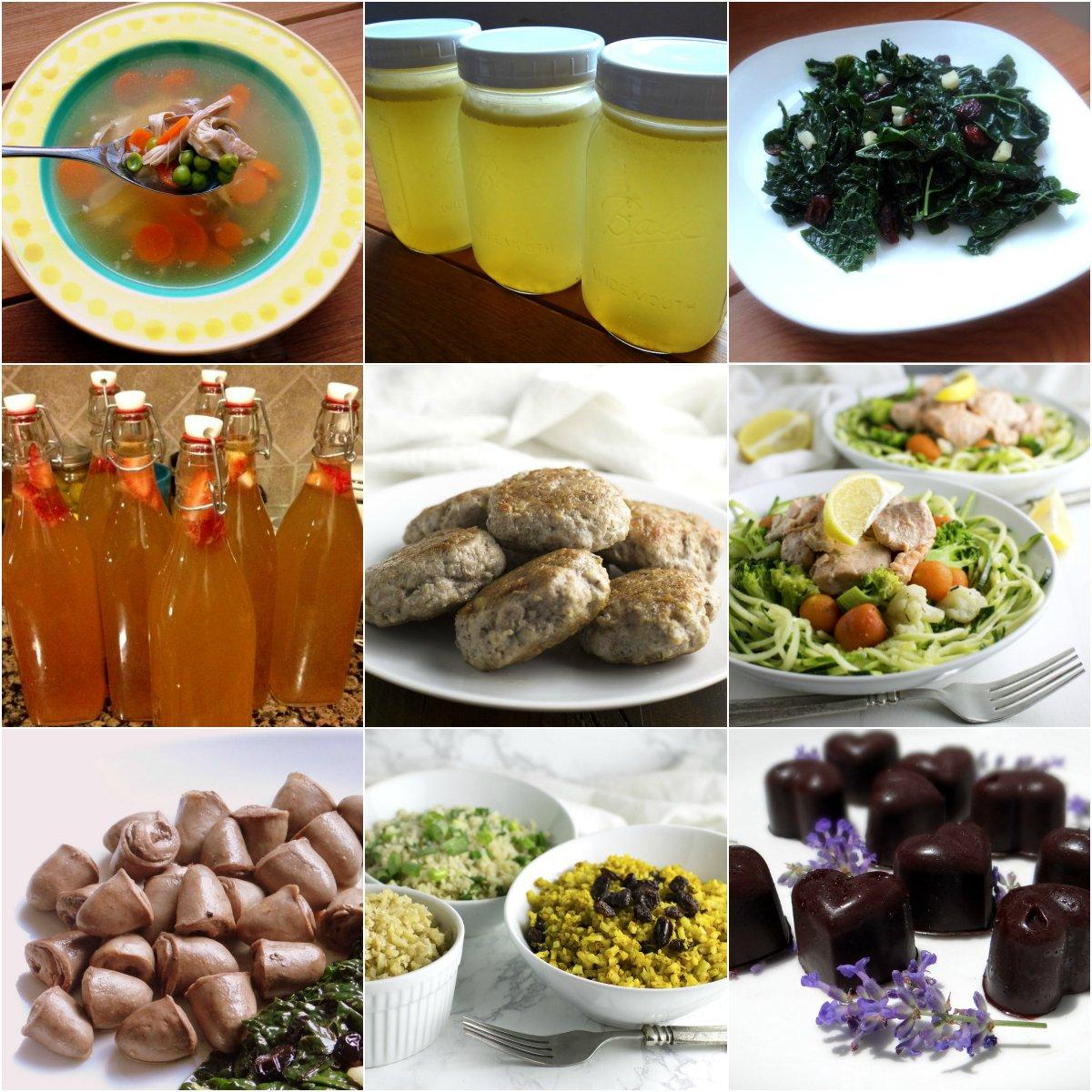The 10 Recipes I Cook Most Often | Phoenix Helix