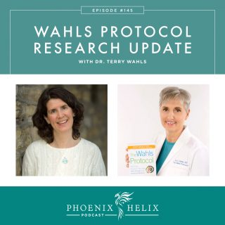 Wahls Protocol Research Update | Phoenix Helix Podcast