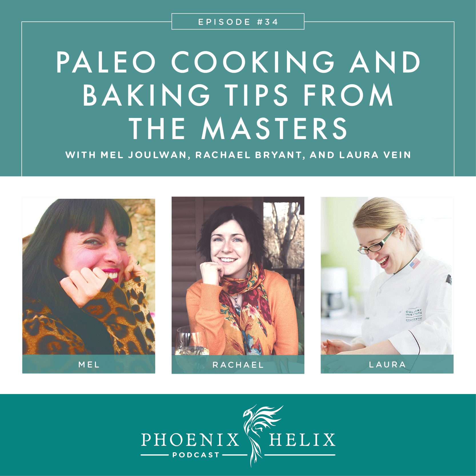 Best of the Phoenix Helix Podcast: Paleo Cooking and Baking Tips from the Masters