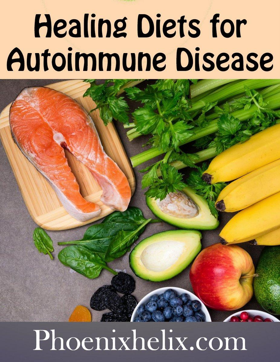 Healing Diets for Autoimmune Disease | Phoenix Helix