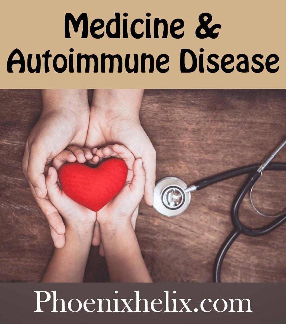 Medicine & Autoimmune Disease | Phoenix Helix