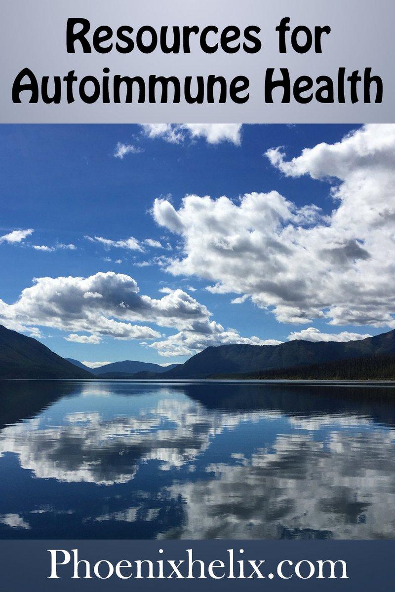 Resources for Autoimmune Health: Mind, Body, and Spirit | Phoenix Helix