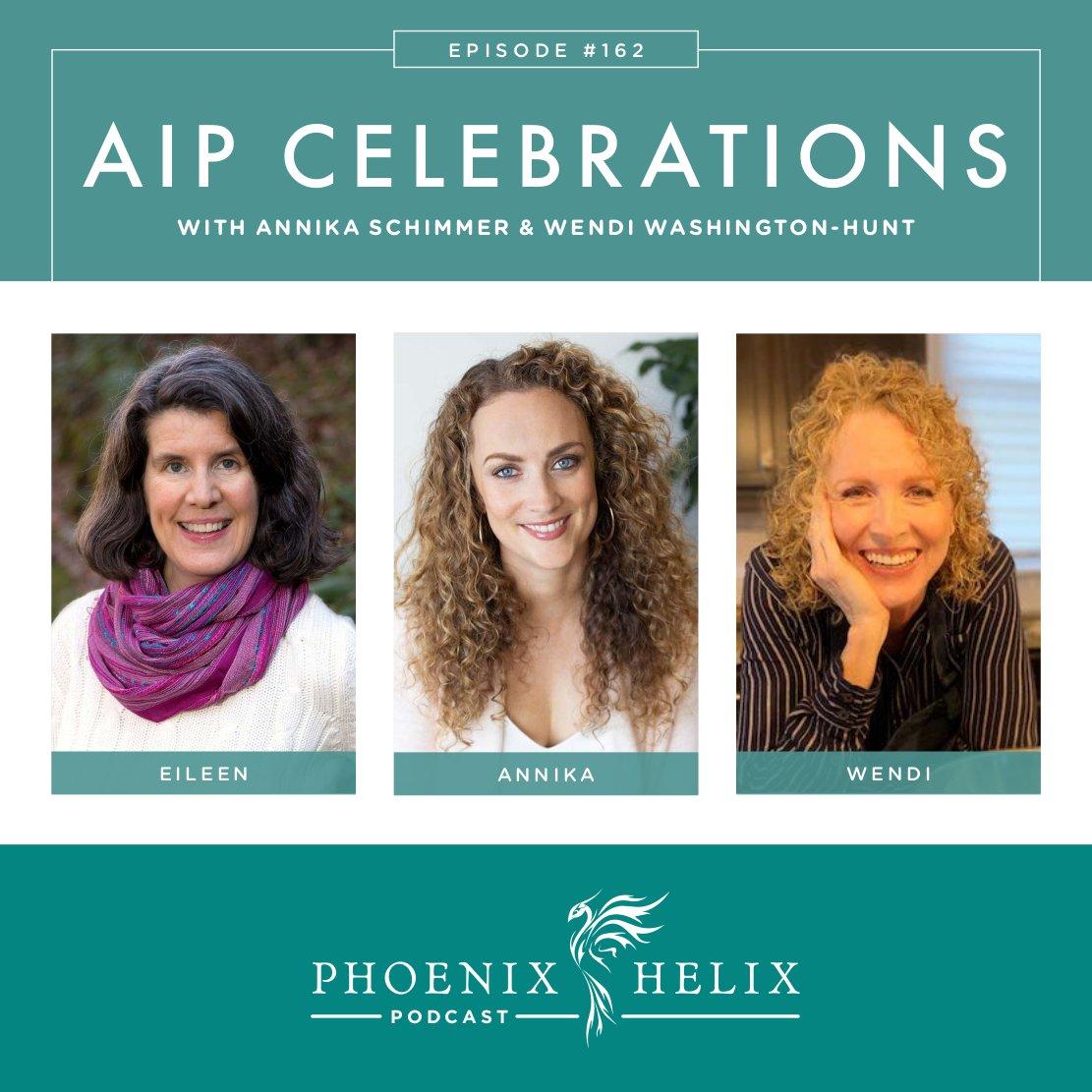 AIP Celebrations | Phoenix Helix Podcast