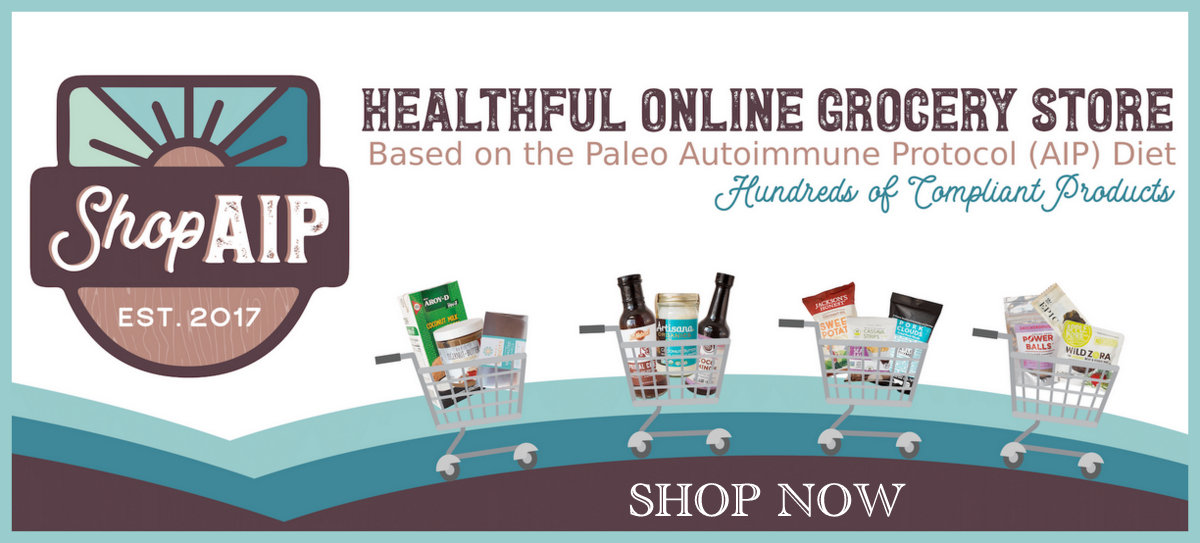 ShopAIP - An Online Store for the Paleo Autoimmune Protocol