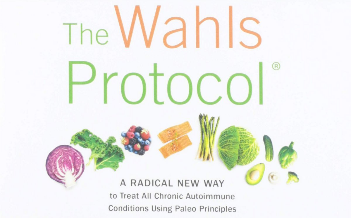 Ad: The Wahls Protocol Book by Dr. Terry Wahls - Buy Now