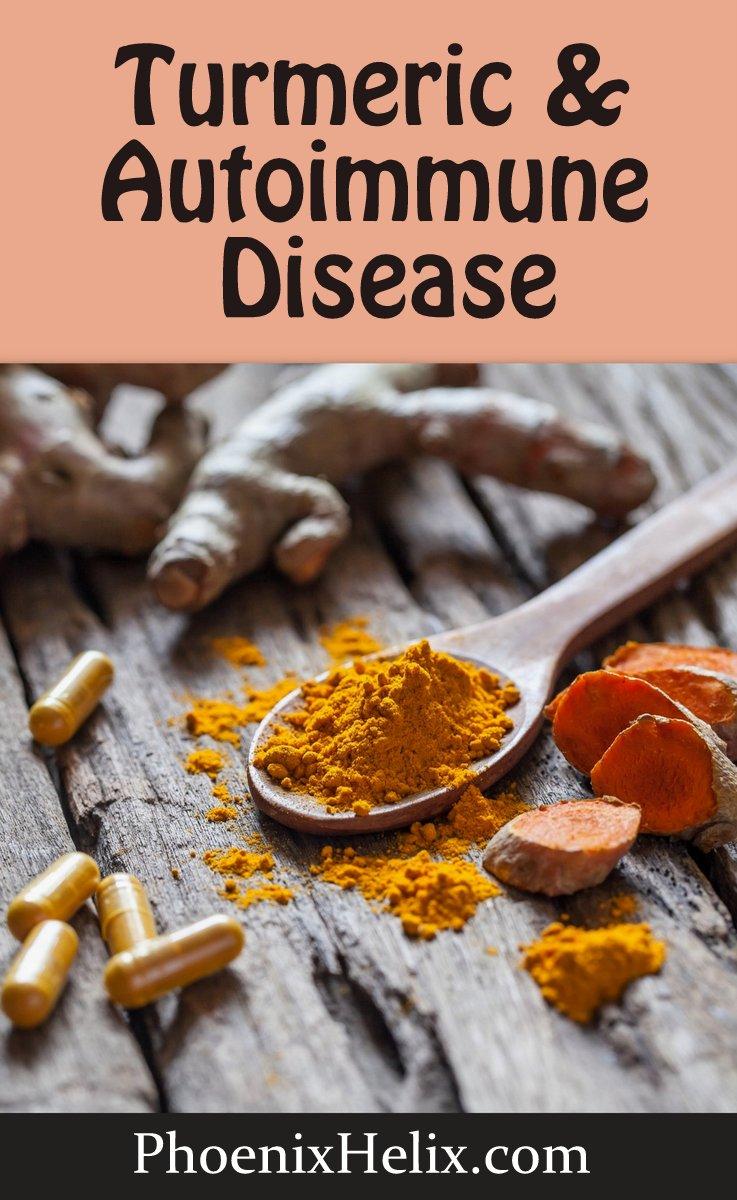 Turmeric and Autoimmune Disease | Phoenix Helix