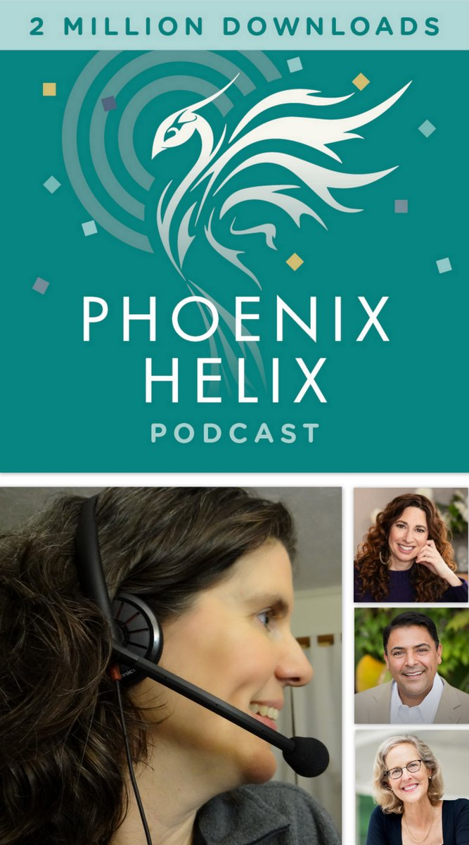 Phoenix Helix Podcast Archives Page. Listen To Every Episode!