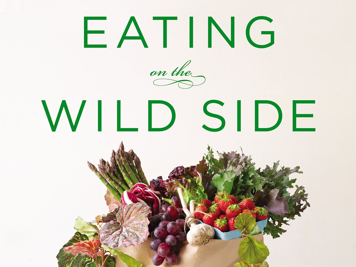 Eating on the Wild Side - Book Cover