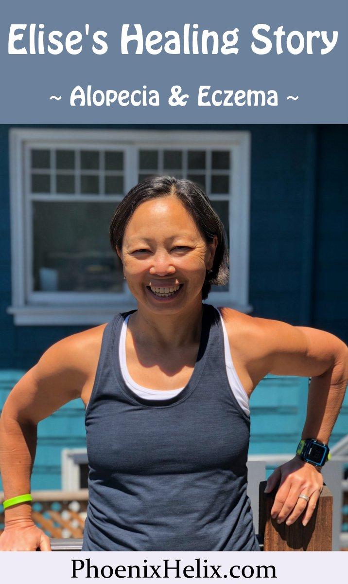Elise's Healing Story (Alopecia & Eczema) | Phoenix Helix